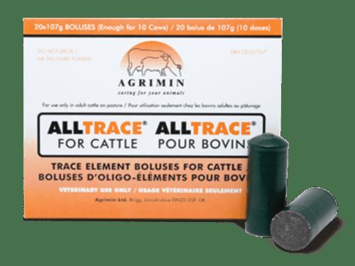 All Trace Cattle Bolus|Animal Farmacy
