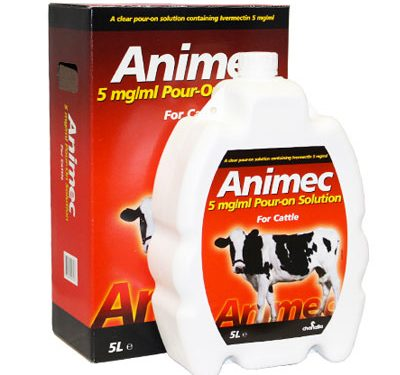 Animec Pour On|Animal Farmacy