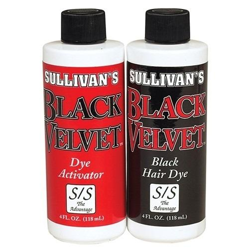 Black Velvet Animal Farmacy