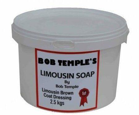 Bob Temple Limousin Soap|Animal Farmacy