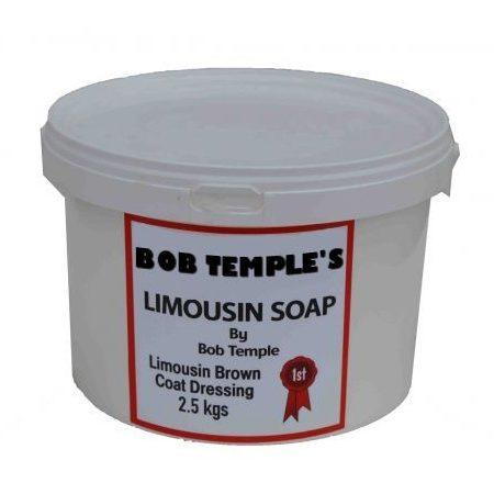 Bob Temple Limousin Soap Animal Farmacy