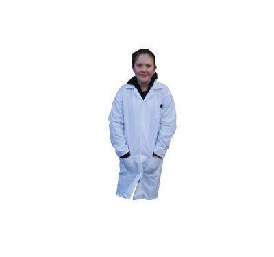 Childs White Show Coat|Animal Farmacy