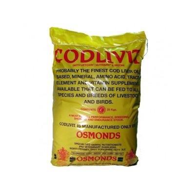 Codlivit|Animal Farmacy
