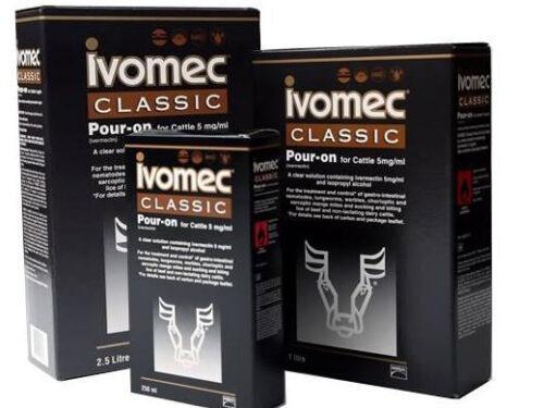 Ivomec Classic Pour on|Animal Farmacy