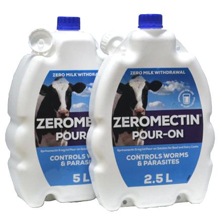 Zeromectin Pour On Animal Farmacy