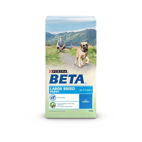 Beta Large Breed Puppy Animal Farmacy