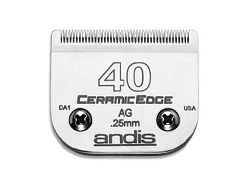 Andis Ceramic No 40|Animal Farmacy
