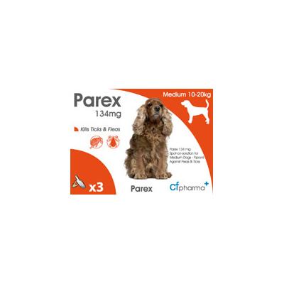 Parex Med Dog Animal Farmacy