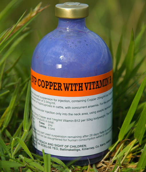 BVP Copper With Vit B12 Animal Farmacy