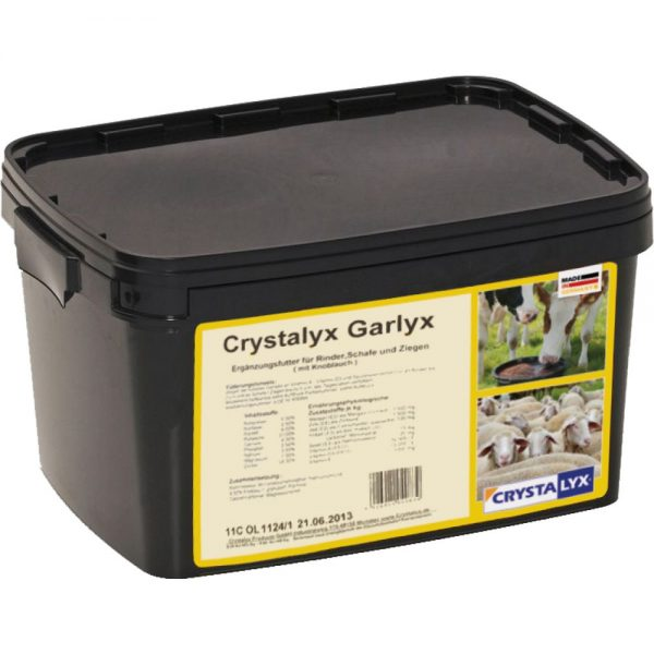 Crystalyx Garlyx|Animal Farmacy