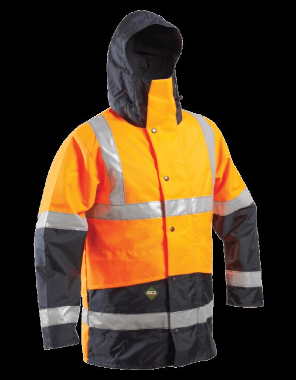 ISO Fluoro Jacket|Animal Farmacy