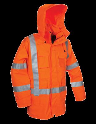 ISO Ranger Fluoro Jacket|Animal Farmacy