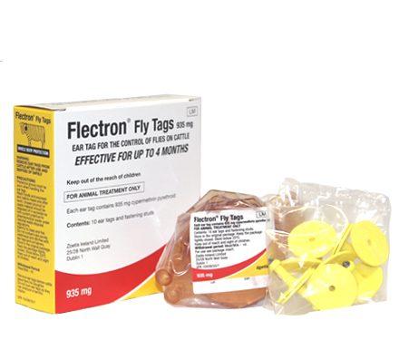 Flectron Fly Tags|Animal Farmacy