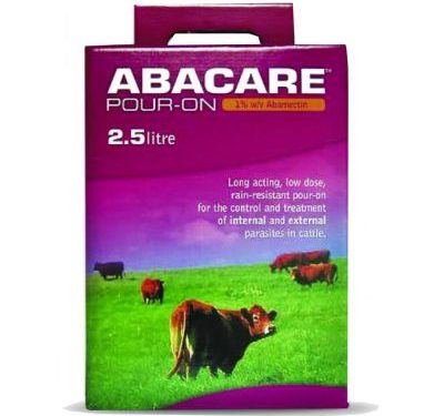 Abacare Pour On|Animal Farmacy