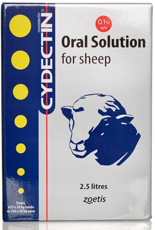 Cydectin Oral Sheep|Animal Farmacy