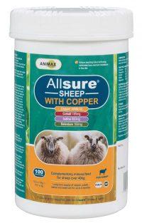 Allsure Sheep With Copper|Animal Farmacy