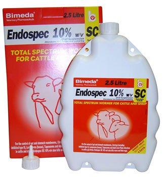 Endospec 10%|Animal Farmacy