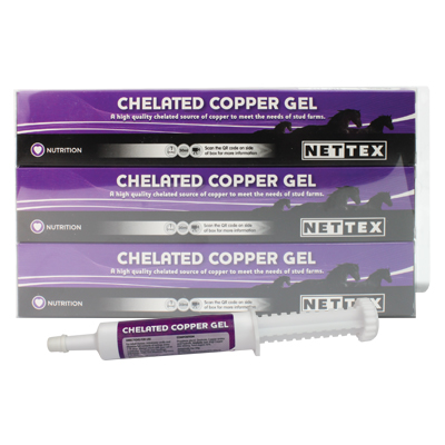 Chelated Copper Gel|Animal Farmacy