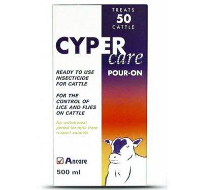 Cyper Care Pour On|Animal Farmacy