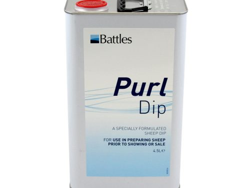 Purl Dip Animal Farmacy