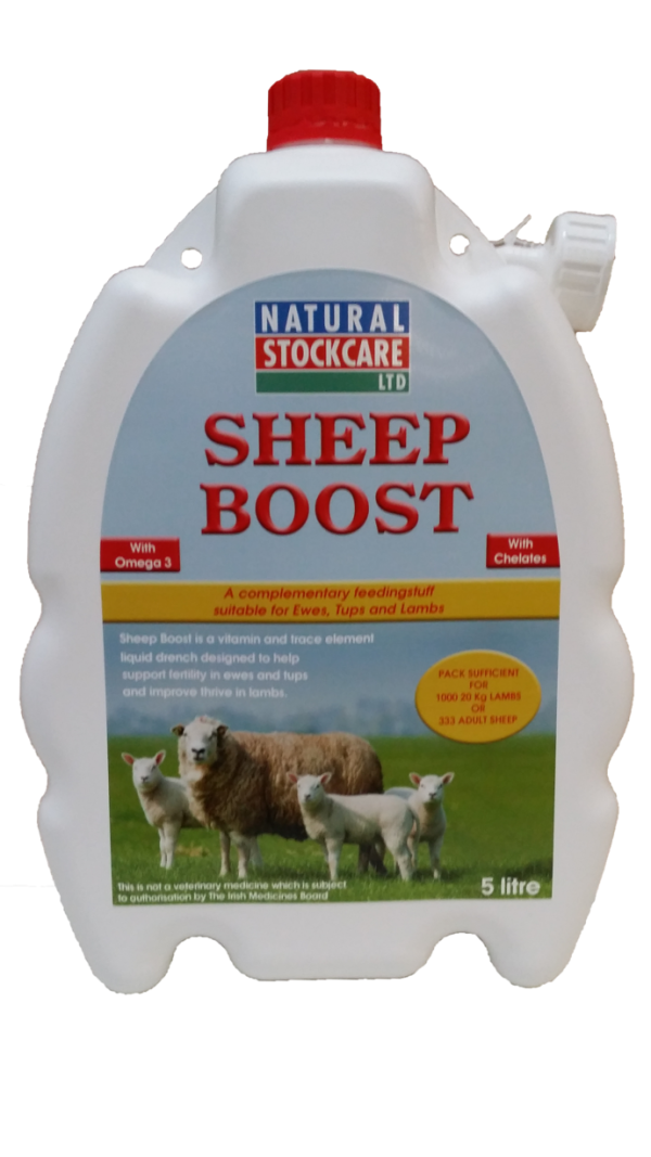 Sheep Boost | Animal Farmacy