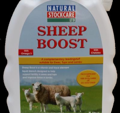 Sheep Boost | Animal Farmacy