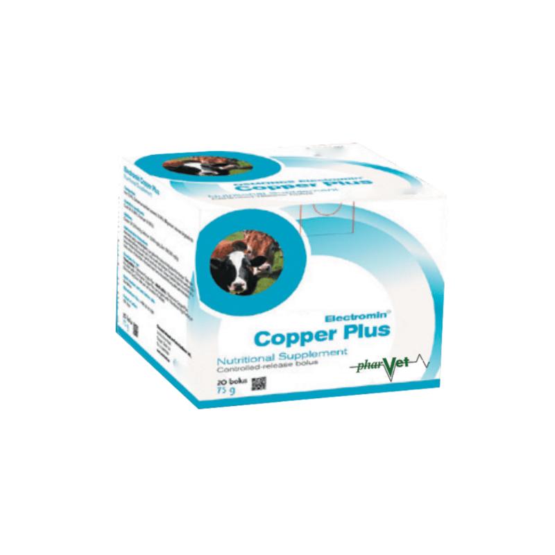 pharvet copper bolus