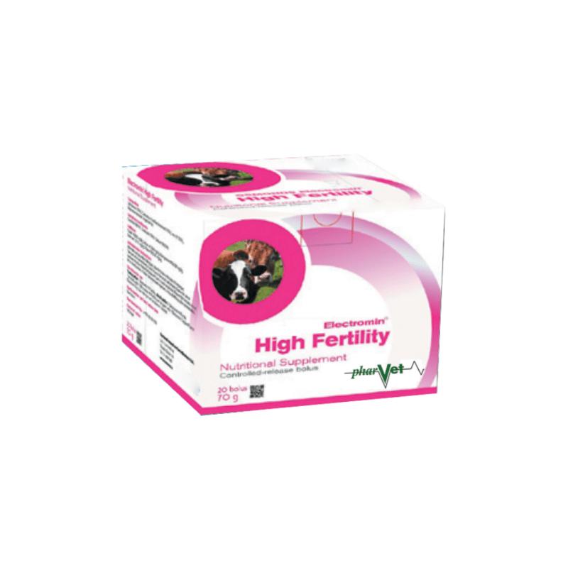 pharvet high fertility bolus